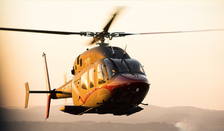 Helicoptero Bell 429